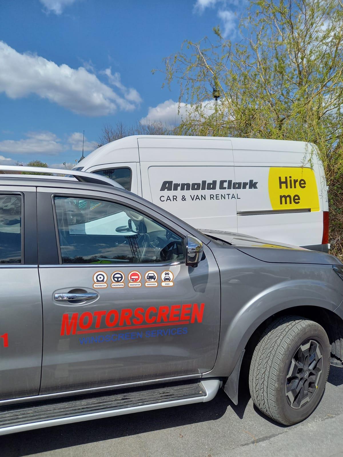 dealer network windscreen replacement